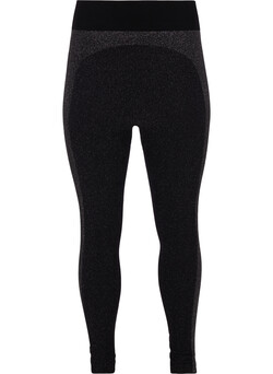 Leggings med glimmer