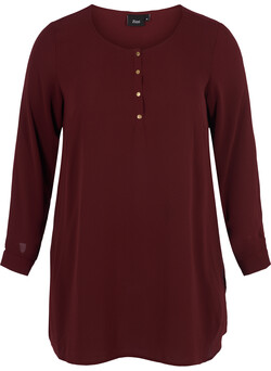 Tunic with long sleeves