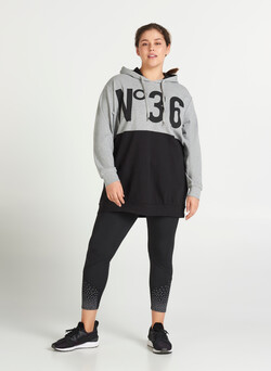 Sweat-shirt long
